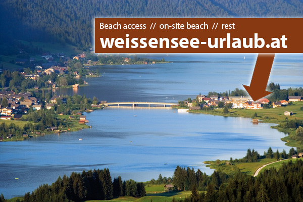 Haus Heimat - Your perfect holiday flat at lake Weissensee in carinthia